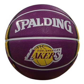 Los Angeles Lakers Mini Basketball