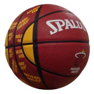 Miami Heat Mini Basketball