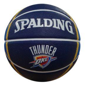 Oklahoma City Thunder Mini Basketball