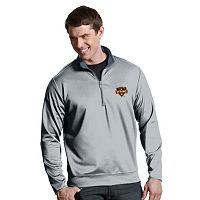 Men's Antigua Houston Dynamo Leader 1/4-Zip Pullover