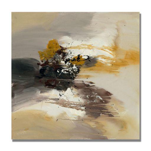 """""""Abstract II"""" Canvas Wall Art"""