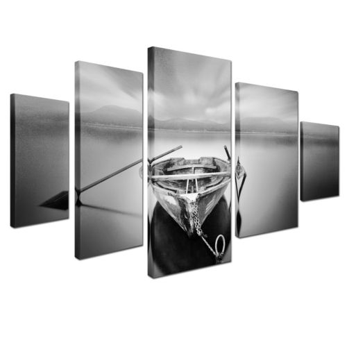 """Ready"" 5-piece Canvas Wall Art Set"