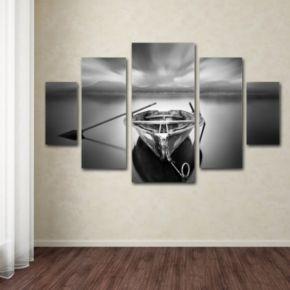 """""""Ready"""" 5-piece Canvas Wall Art Set"""