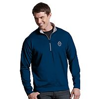 Men's Antigua Vancouver Whitecaps Leader 1/4-Zip Pullover