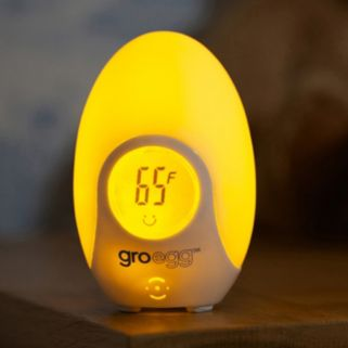 The Gro Company Gro-Egg Digital Room Thermometer