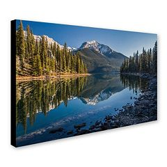 'Jasper Morning' Canvas Wall Art