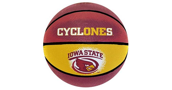 Basketball Rug Target: Iowa State Cyclones Mini Basketball