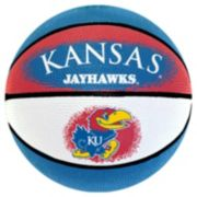 Kansas Jayhawks Mini Basketball