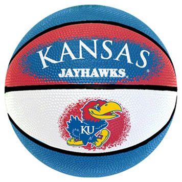 Kansas Jayhawks Mini Basketball