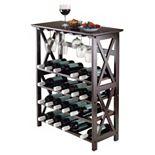 Winsome Rio 24-Bottle Wine Rack