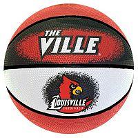 Louisville Cardinals Mini Basketball