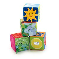 Baby Einstein Explore & Discover Soft Blocks