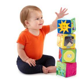Baby Einstein Explore and Discover Soft Blocks