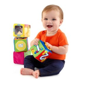 Baby Einstein Explore and Discover Soft Blocks