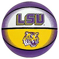 LSU Tigers Mini Basketball