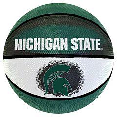Michigan State Spartans Mini Basketball
