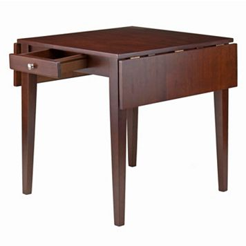 Winsome Hamilton Drop-Leaf Dining Table