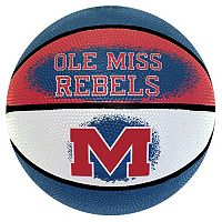 Ole Miss Rebels Mini Basketball