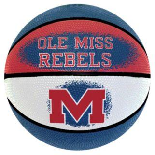 Ole Miss Rebels Mini Basketball