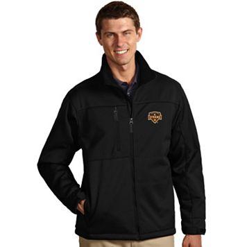 Men's Antigua Houston Dynamo Traverse Jacket