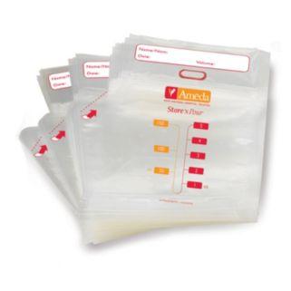 Ameda Store N' Pour Milk Storage Bags
