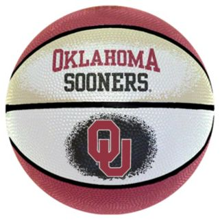 Oklahoma Sooners Mini Basketball