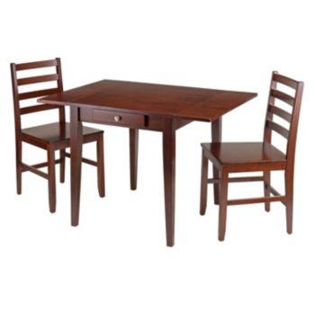 Winsome Hamilton 3-piece Dining Set