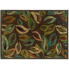 StyleHaven Elliott Leaf Rug