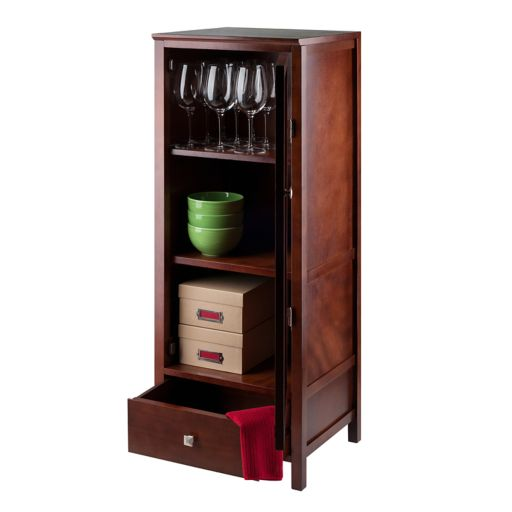 Winsome Brooke Storage Cabinet