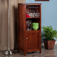 Winsome Brooke Storage Cabinet