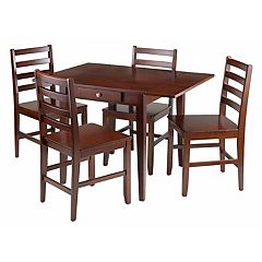 Winsome Hamilton 5-piece Dining Set