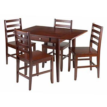 Winsome Hamilton 5-piece Dining Set