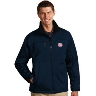 Men's Antigua New York Red Bulls Traverse Jacket