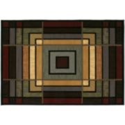 United Weavers Contours Ambience Geometric Rug