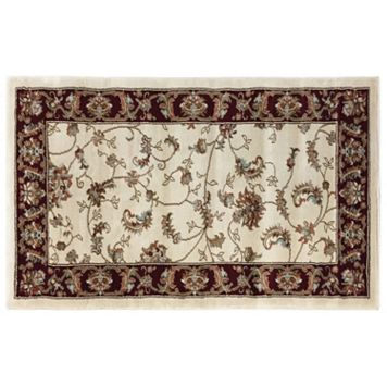 Classique Traditions Floral Rug