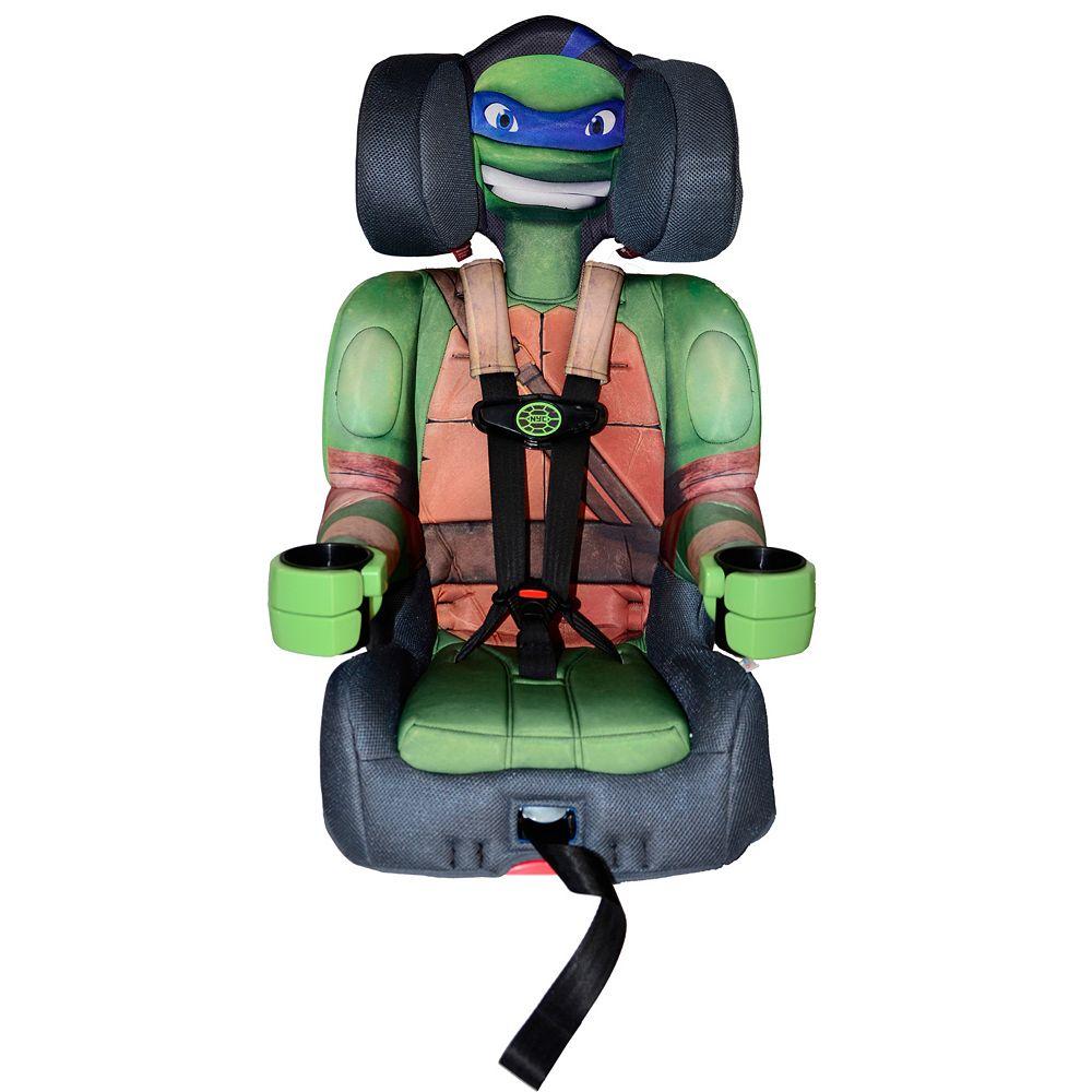 Teenage Mutant Ninja Turtles Booster Car Seat By KidsEmbrace