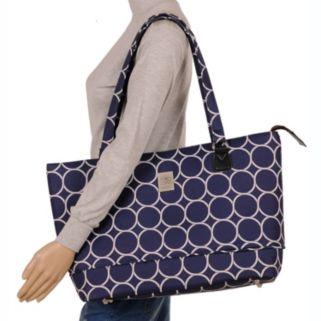 Jenni Chan Aria Park Ave 15-Inch Laptop Overnight Travel Bag