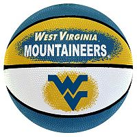 West Virginia Mountaineers Mini Basketball