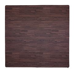 Tadpoles Wood Grain Playmat Set