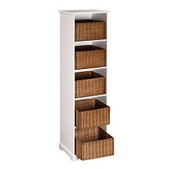 Southern Enterprises Chipley Entryway Storage Cubby