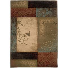 StyleHaven Henderson Block Floral Rug