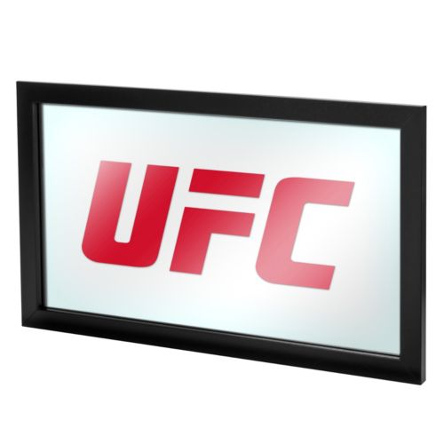 UFC Framed Logo Wall Art