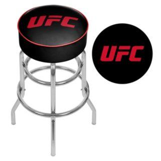 UFC Padded Swivel Bar Stool