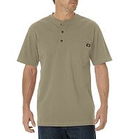 Big & Tall Dickies Heavyweight Henley