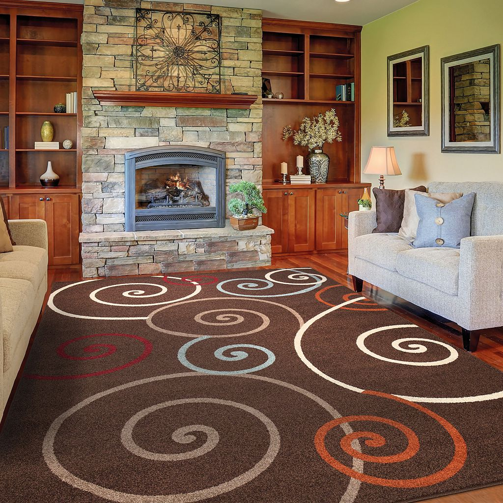 Merinos Talya Scroll Rug