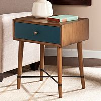 Southern Enterprises Naples Side Table