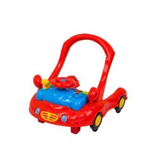 Dream On Me Joyride 3-in-1 Walker Rocker and Push Toy