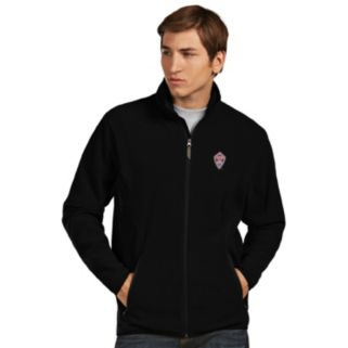 Men's Antigua Colorado Rapids Ice Polar Fleece Jacket
