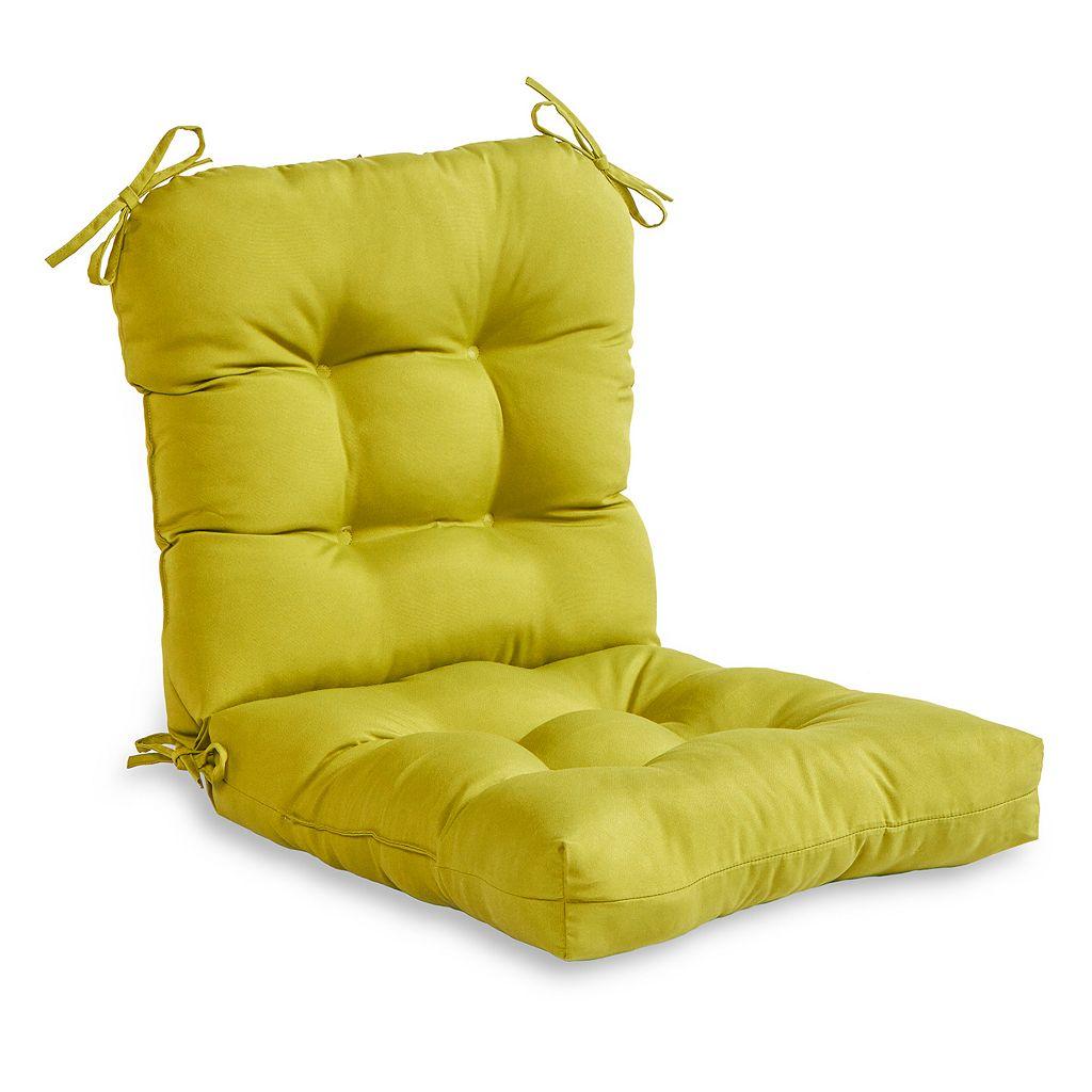 Greendale Home Fashions Seat and Back Cushion
