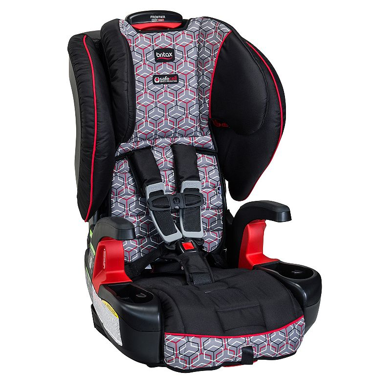 Frontier G1.1 ClickTight Harness-2-Booster Car Seat, Baxter